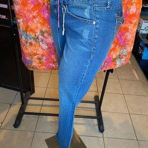 torrid Jeans - TORRID SLIM BOOTCUT BUTTON FLAP POCKET❤️